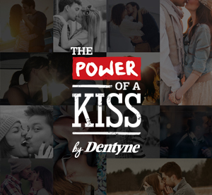 Dentyne, The Power of a Kiss